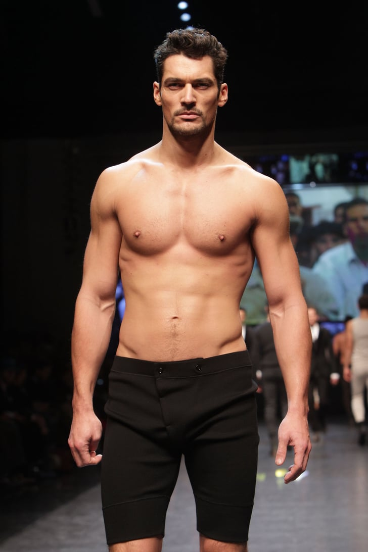 The Evolution of the Ideal Male Body Type For Modeling ...