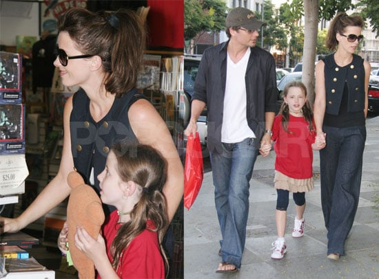 Beckinsale and Lily's 1, 2, 3, Wheeeeee!!!