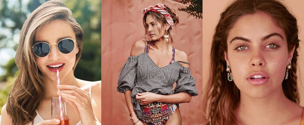Summer Hairstyles We're Stealing From Our Favourite Aussie Celebs