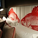 Fish Kisses Set the Mood In This Suite