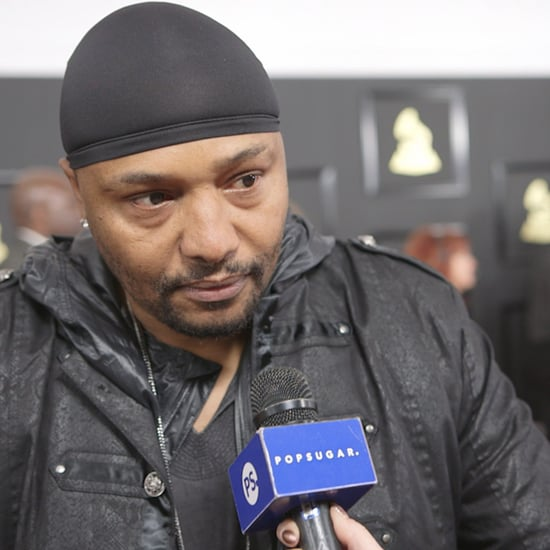Malik Yusef Interview at 2017 Grammys