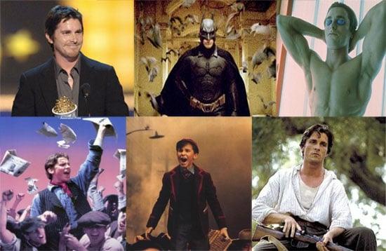 Christian Bale Trivia