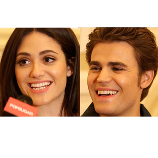Paul Wesley and Emmy Rossum's Fans