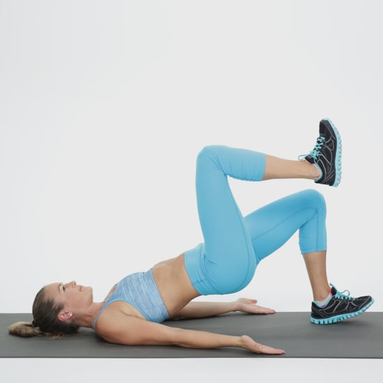 How to Do Glute Bridge March