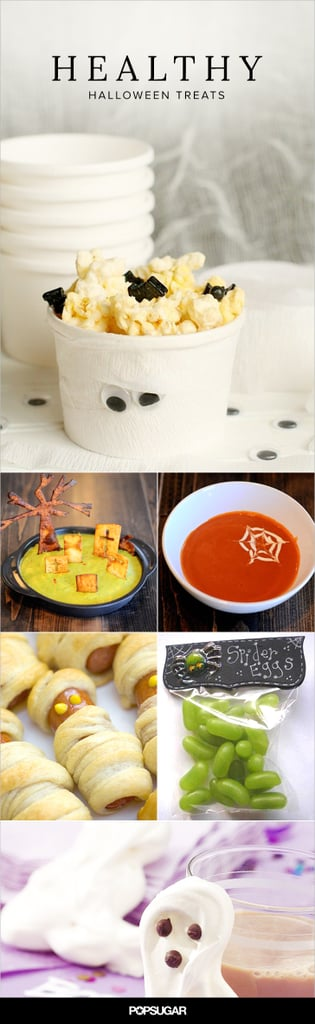 Healthy Halloween Treats