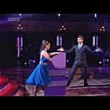 The Ballroom Dances: Chelsee Healey and Pasha Kovalev's Quickstep