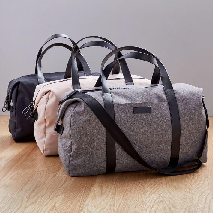 West Elm Duffle Bag