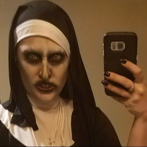 The Nun Sexy Halloween Costume 2018