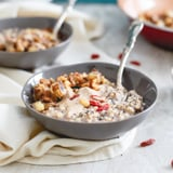 Quinoa Cereal With Caramelised Bananas