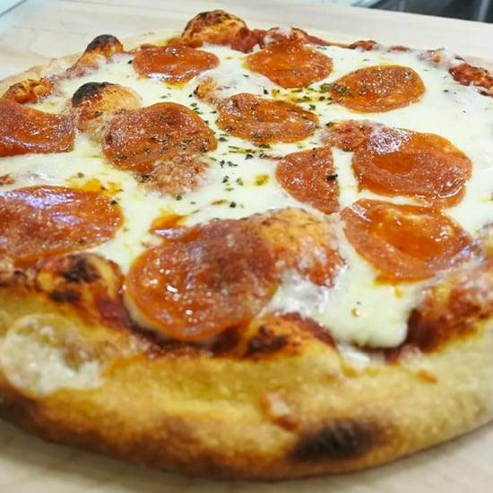 Pizza ATM at Xavier University