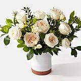 The Muse Garden Rose Arrangement