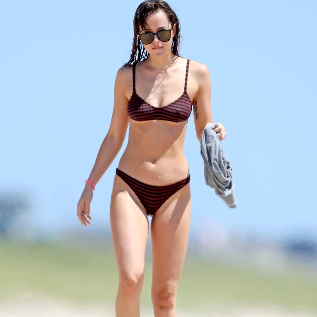 Bikini Royale Trailer dakota johnson | popsugar celebrity