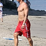 Shirtless Matthew McConaughey Pictures
