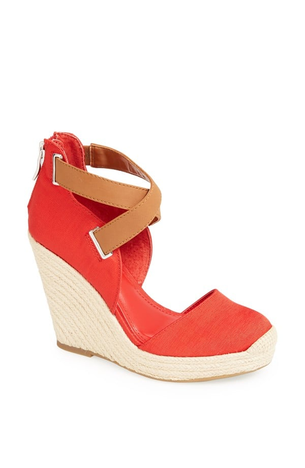 BCBGeneration Espadrille Wedge Sandal