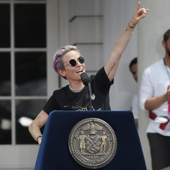 Megan Rapinoe's Victory Speech Video