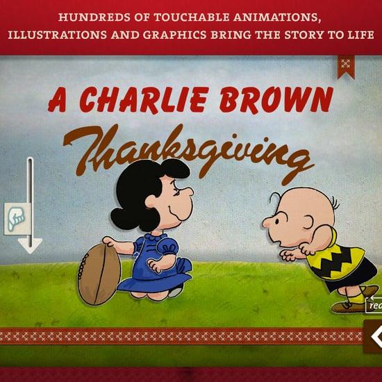 Charlie Brown Thanksgiving App