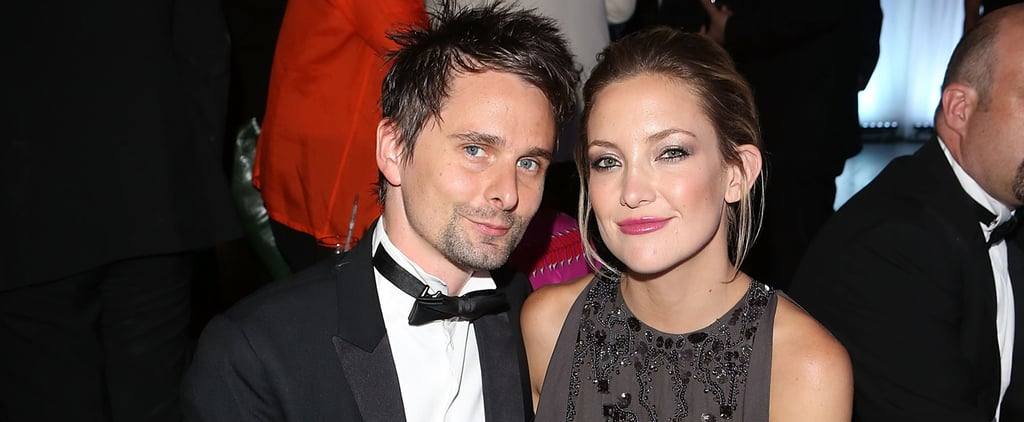 Kate Hudson Talks About Wedding With Matthew Bellamy
