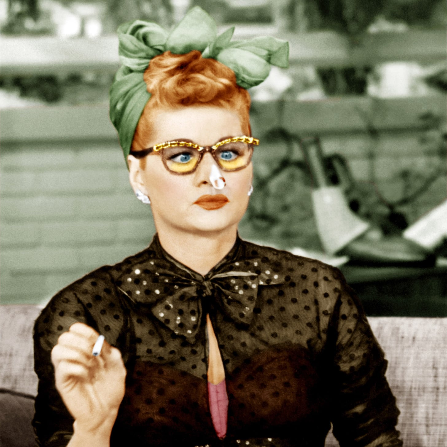 Lucille Ball\'s Natural Hair Color | POPSUGAR Beauty