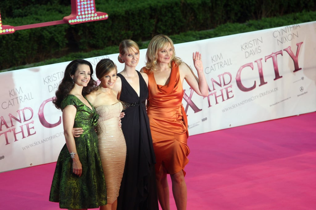 Sex and the City Hit the Big Screen