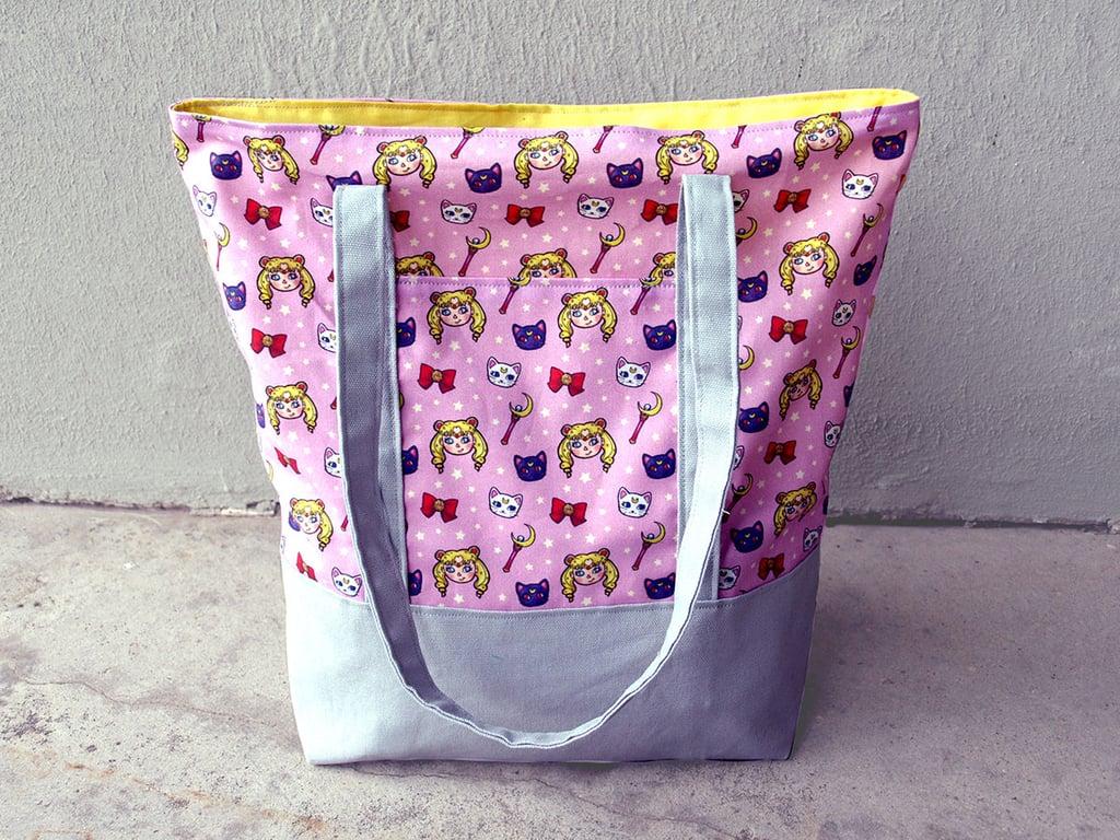 Sailor Moon Tote Bag ($35)