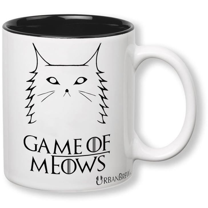 Game of thrones stark direcat mug game of thrones gifts for Cool game of thrones gifts