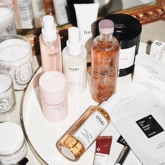 New Beauty Products on Shelf in April