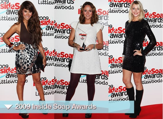 Photos from the 2009 Inside Soap Awards in London