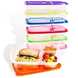 Vivaware Meal Prep Containers with Lids