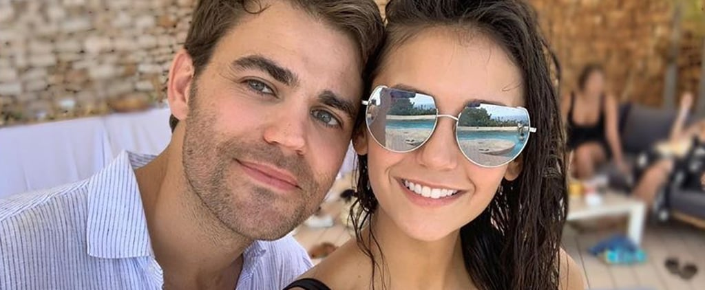 Watch Nina Dobrev and Paul Wesley Put Feud Rumours to Rest