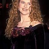 Nicole Kidman's Natural Hair Colour in 1993