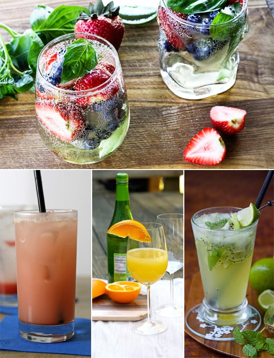 Toast the Mom-to-Be With These Tasty Mocktails