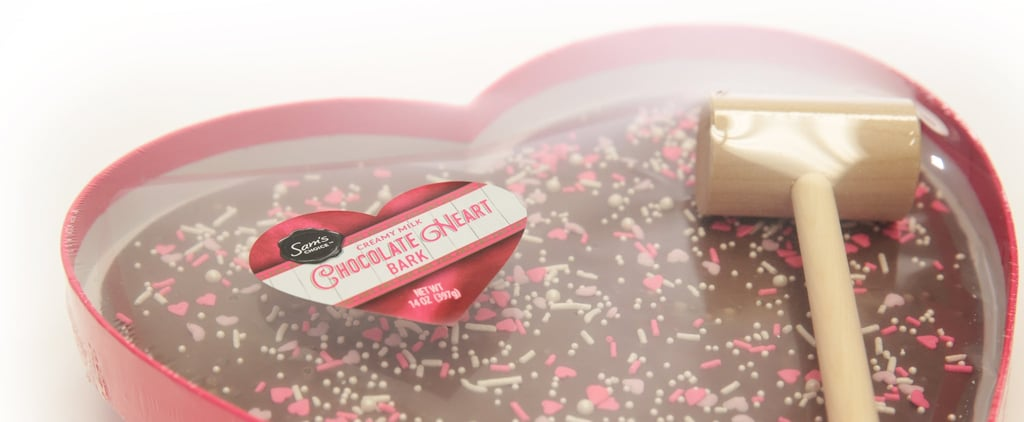 This $12 Chocolate Heart Comes With a Hammer to Smash It