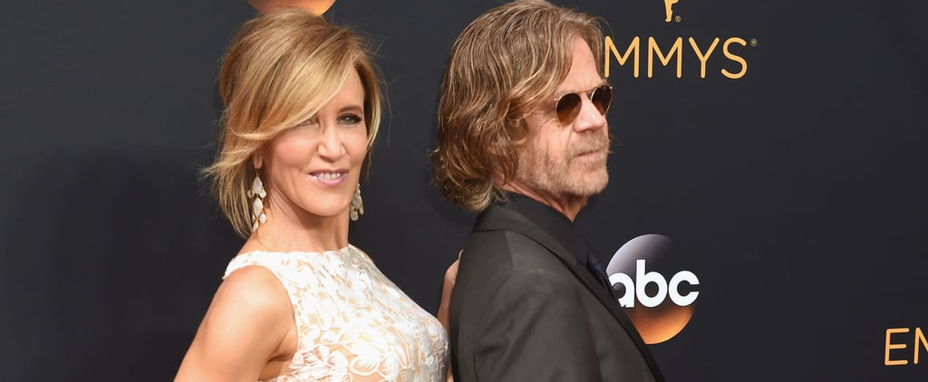 Felicity Huffman and William H. Macy Are the Life of the Party at the Emmys