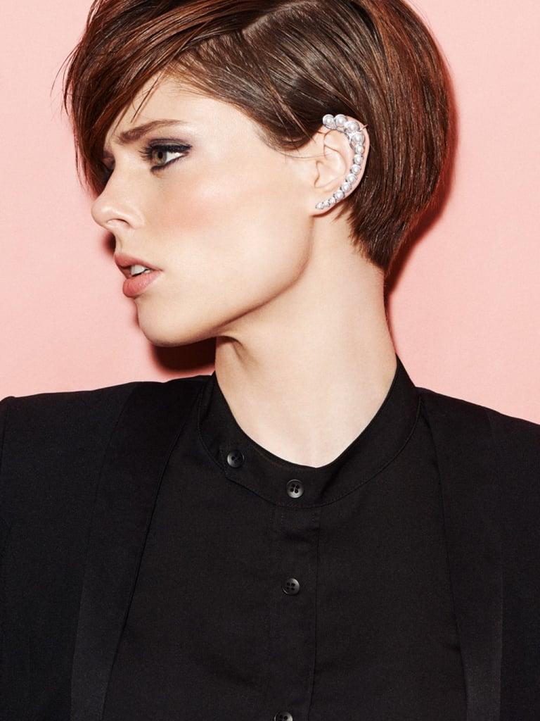 BaubleBar Vortex Pearl Ear Cuff
