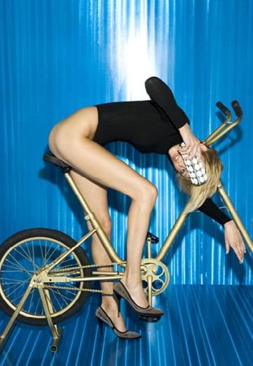 Ouch! Cycling and Fashion Don't Mix
