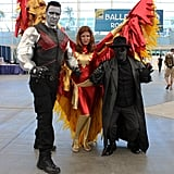 Colossus and the Phoenix