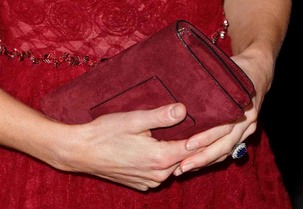 Like Usual, Kate Matched Her Clutch to the Dress