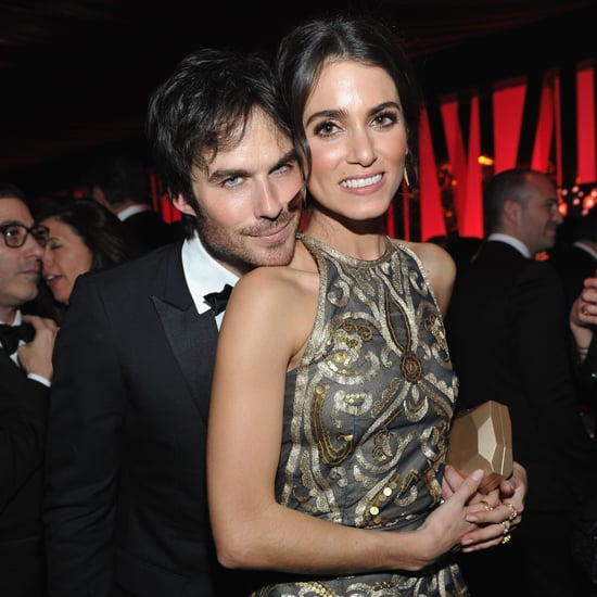 Ian Somerhalder and Nikki Reed Anniversary Messages 2017