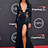 Ciara at the 27th Annual ESPY Awards in July