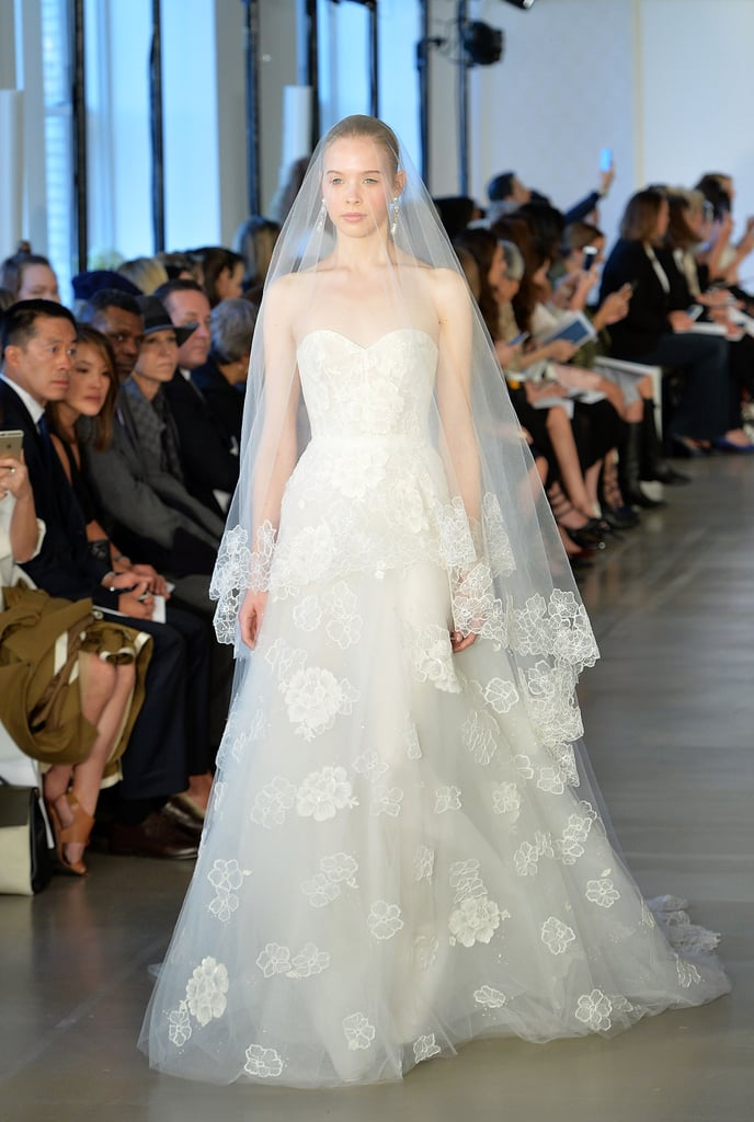 Oscar de la renta bridal spring 2017 wedding dress trends spring oscar de la renta bridal spring 2017 junglespirit Gallery