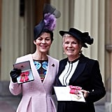 Helen McCrory and Julie Walters