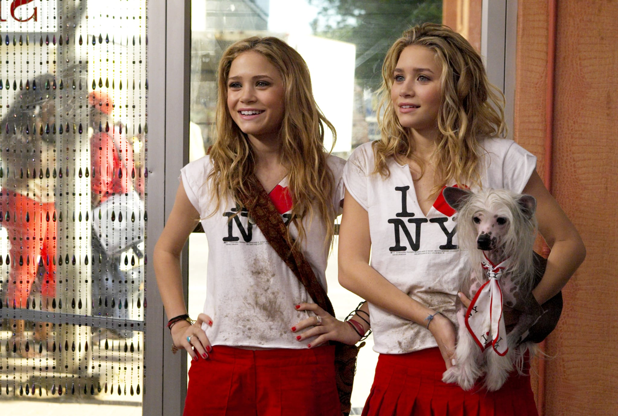 NEW YORK MINUTE, Mary-Kate Olsen, Ashley Olsen, 2004, (c) Warner Brothers/courtesy Everett Collection