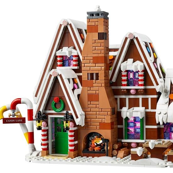 Lego Gingerbread House Set 2019