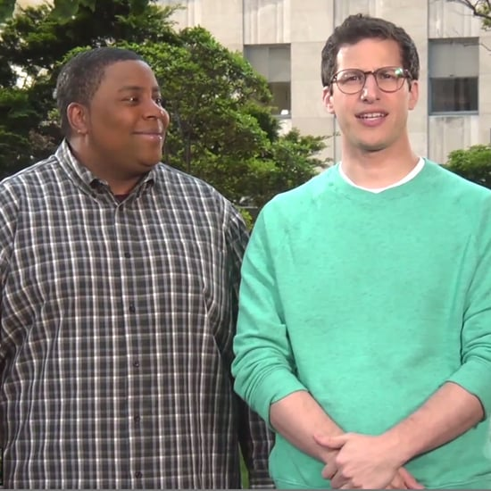 Andy Samberg's SNL Promos 2014