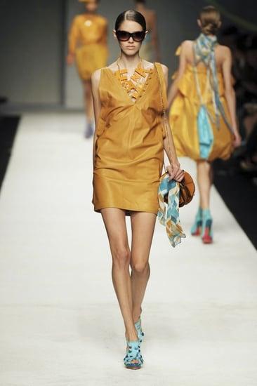 Trend Report Milan Falls for Spring 2009