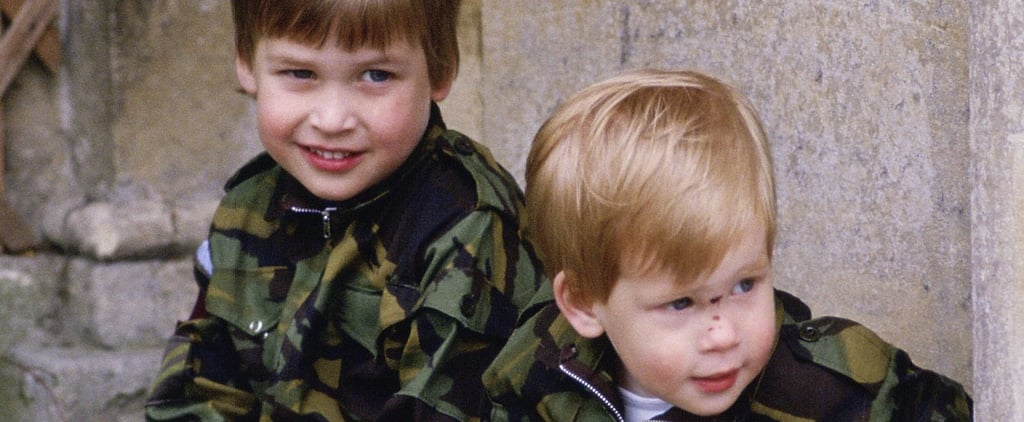 Over 40 of William and Harry's Best Brotherly Moments