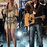 Miranda Lambert and Dierks Bentley