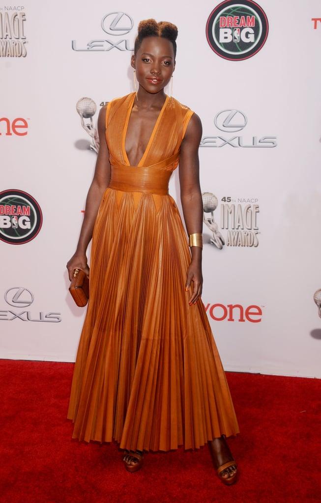 Tracy Reese's Pick: Lupita Nyong'o