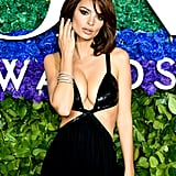 Emily Ratajkowski Bob Haircut at Tony Awards 2019