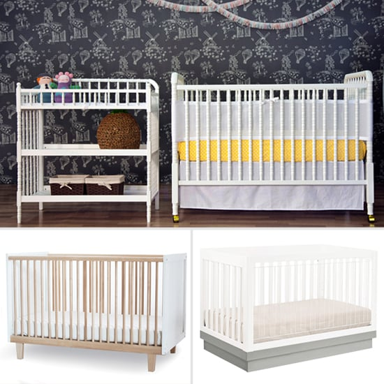 5 New Cribs For Modern Babes